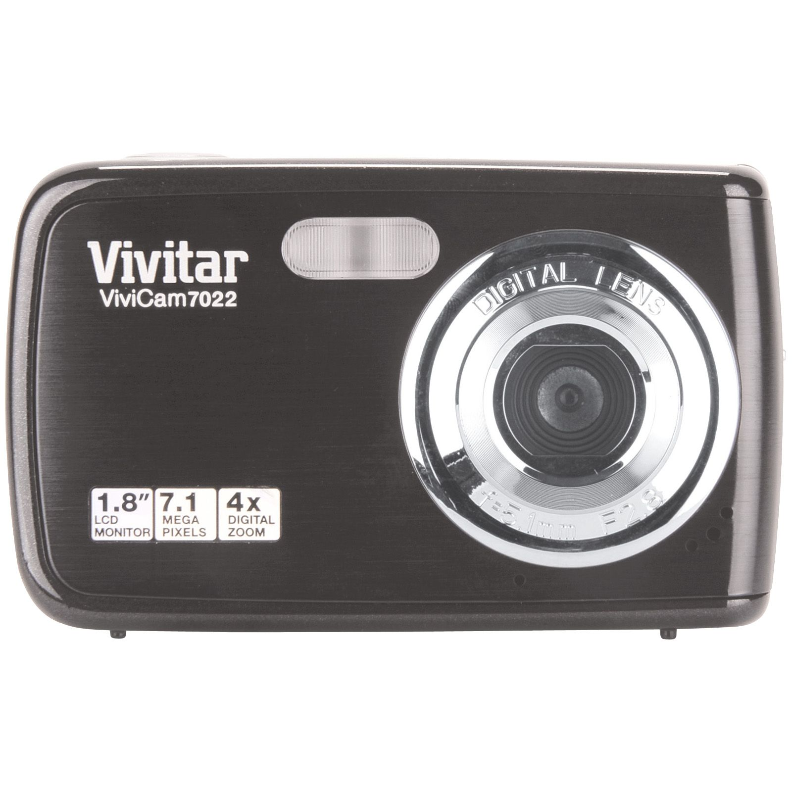 7.1 Megapixel Digital Camera- Graphite