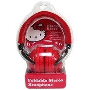 Hello Kitty Foldable Stereo Headphone at Kmart.com
