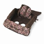 Eddie Bauer Shopping Cart Cover-Pink Floral Print at Sears.com
