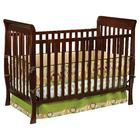 Delta Childrens Columbia 3 in 1 Convertible Crib-Espresso