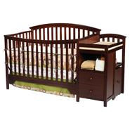 Delta Childrens Sonoma Crib N Changer-Espresso at Kmart.com