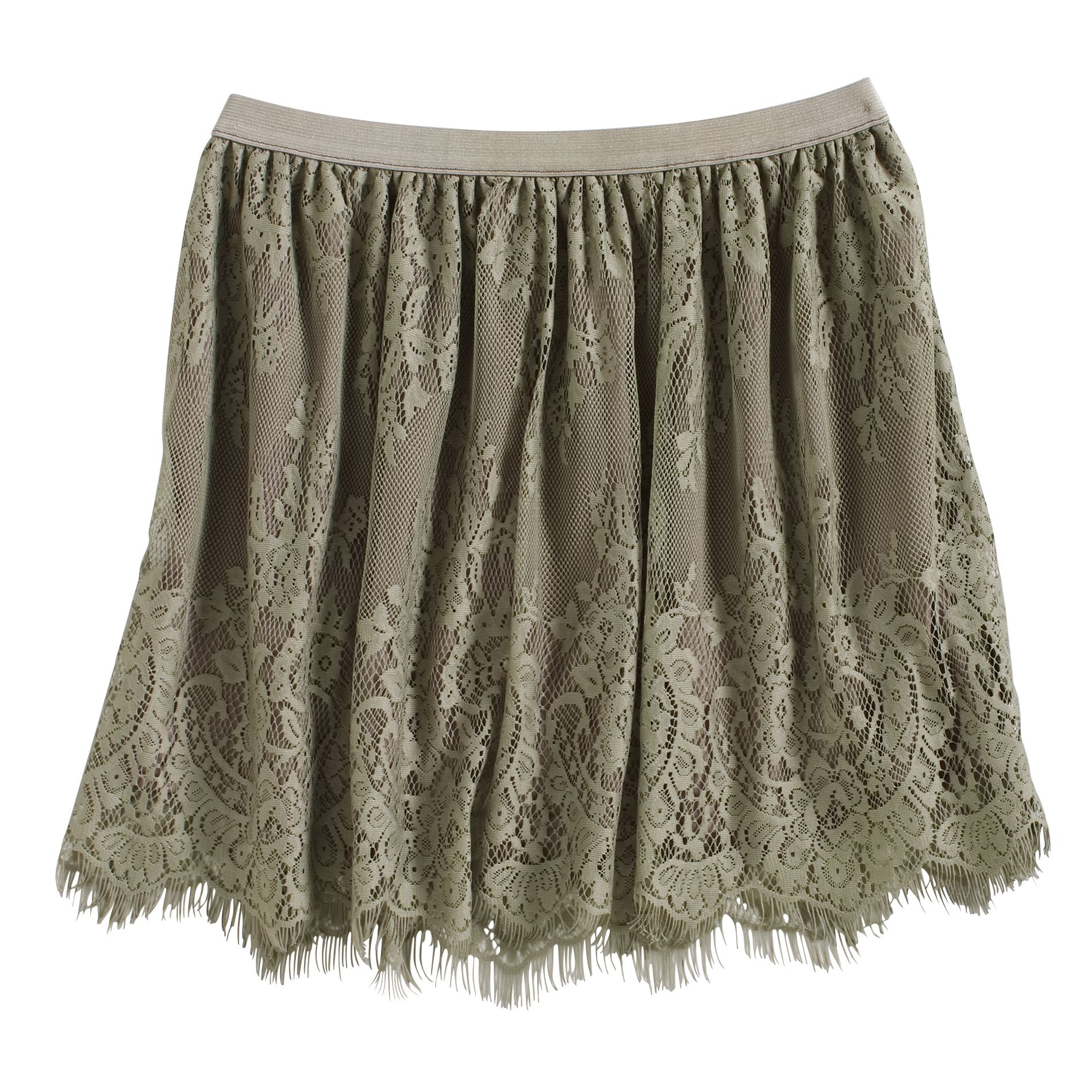 Dream Out Loud by Selena Gomez Junior s Scalloped Lace Skirt