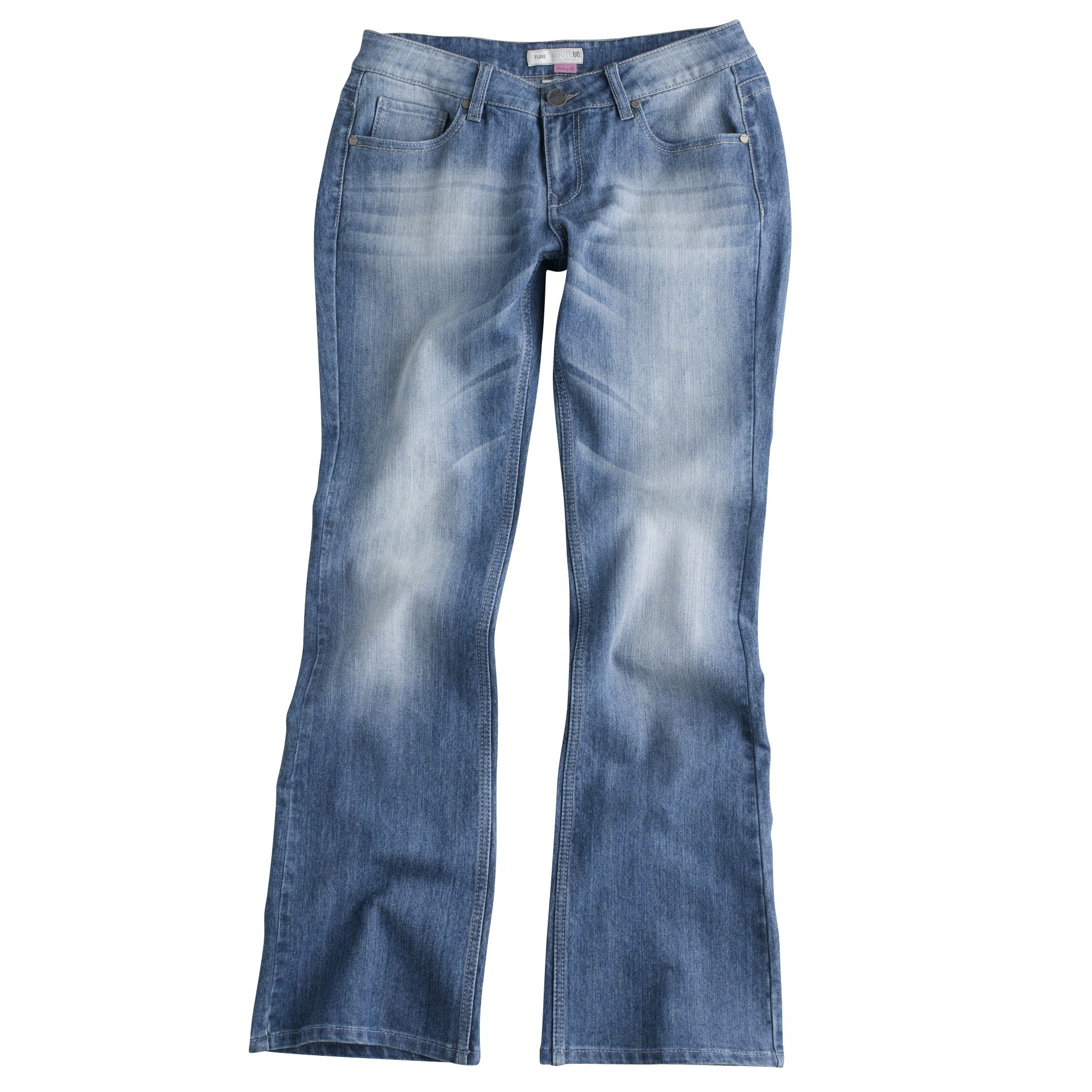 Route 66 Women's Flare Leg Jeans at Kmart.com