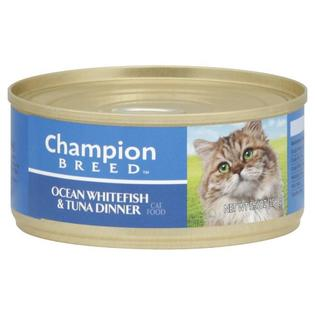 Champion Breed Cat Food Reviews