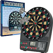 TG Electronic Mini Dart Set with Auto Scorekeeper at Kmart.com