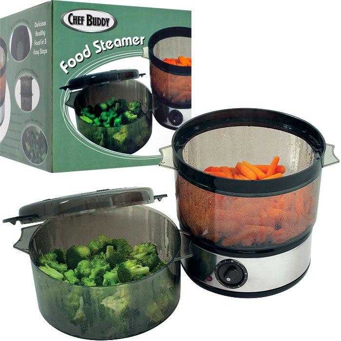 Chef Buddy Food Steamer