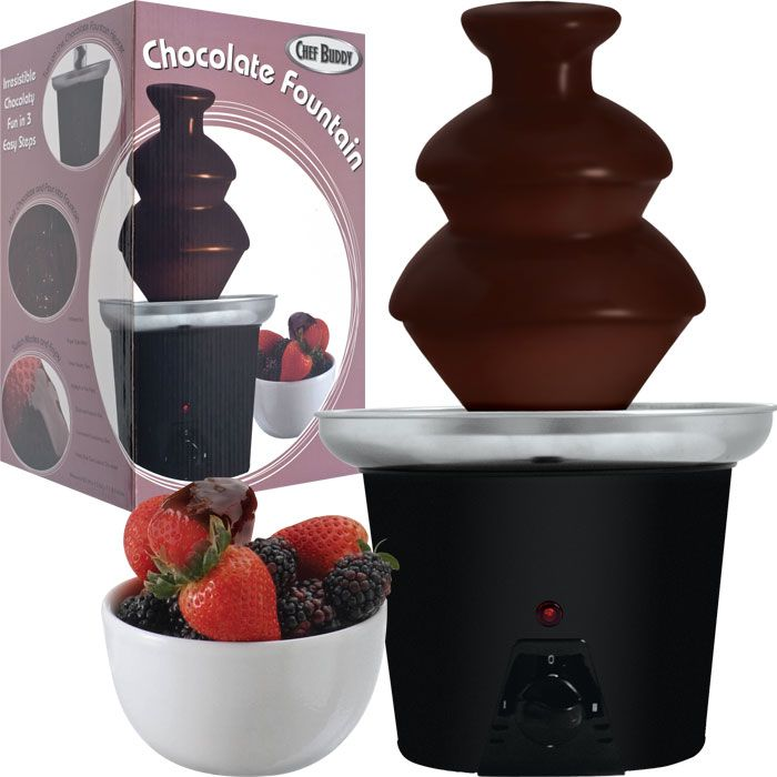 Chef Buddy Chocolate Fountain