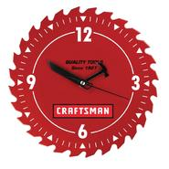 "Craftsman 10"" Shop Clock at Craftsman.com"