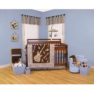Rockstar - 4 Pc Crib Set & Diaper Stacker Bundle at Sears.com
