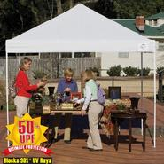 Shelter Logic 10x10 Open Top Pro Pop-up Canopy White Cover at Sears.com