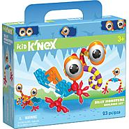 K'Nex KID KNEX Silly Monsters Building Set at Sears.com