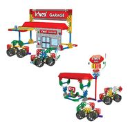 K'Nex KNEX CLASSICS Garage / Gas Station Bundle at Sears.com