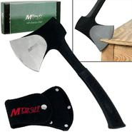 Mtech USA Traditional Stainless Steel Camping Axe - Black at Sears.com