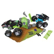K'Nex MONSTER JAM Grave Digger vs. Son of a Digger Building Set at Sears.com
