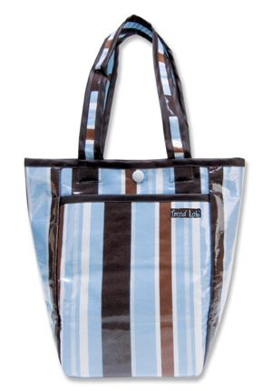 Mini Tulip Tote - Max Stripe