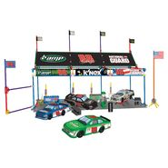 K'Nex NASCAR Dale Jr Micro Garage Building Set at Sears.com