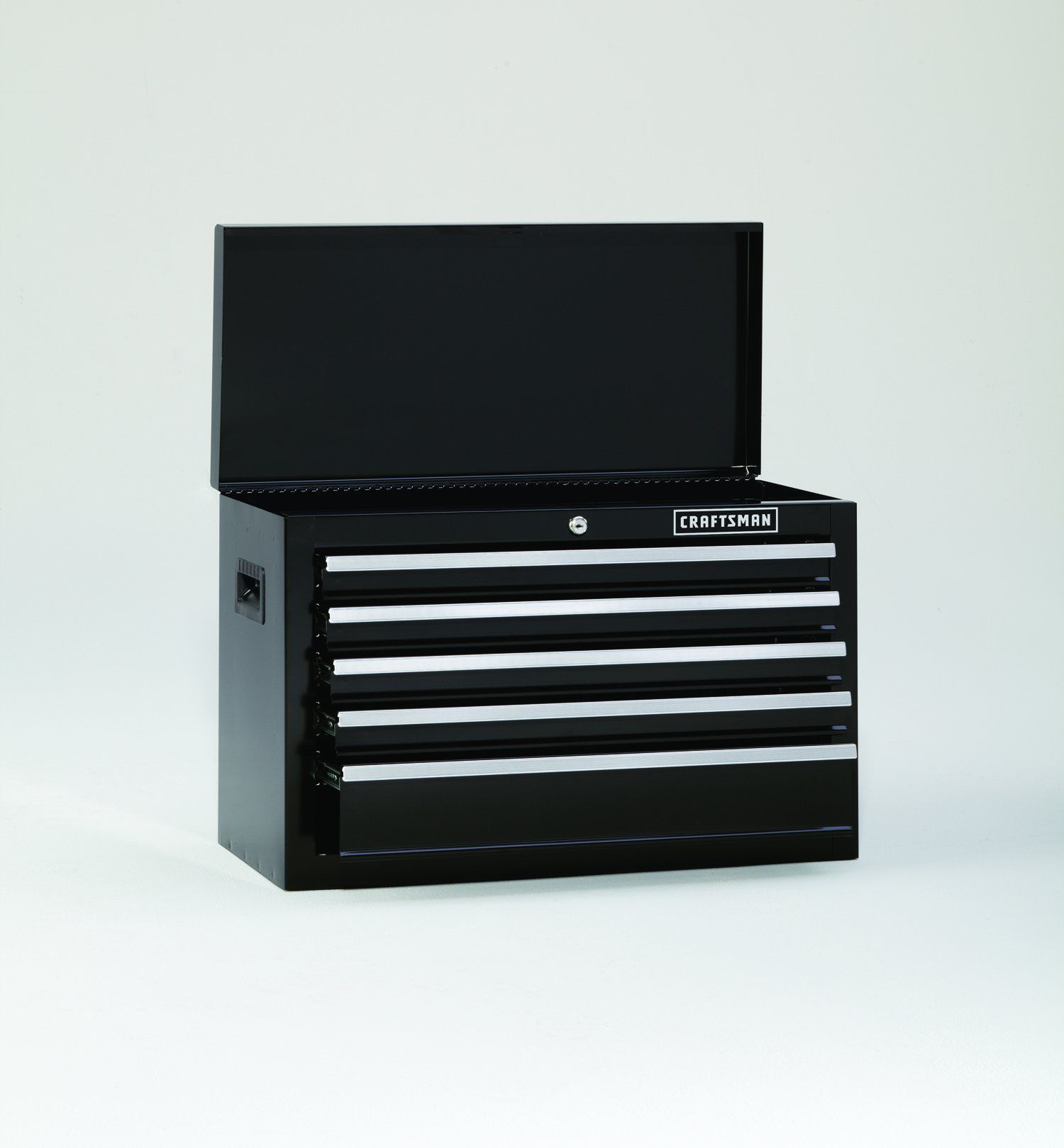 Craftsman 5 Drawer Basic Chest - Black