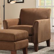 Oxford Creek Club Chiar in Mocha Finish at Kmart.com