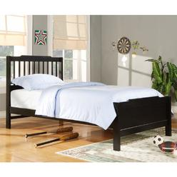 Oxford Creek Twin Size Bed in Black at Kmart.com