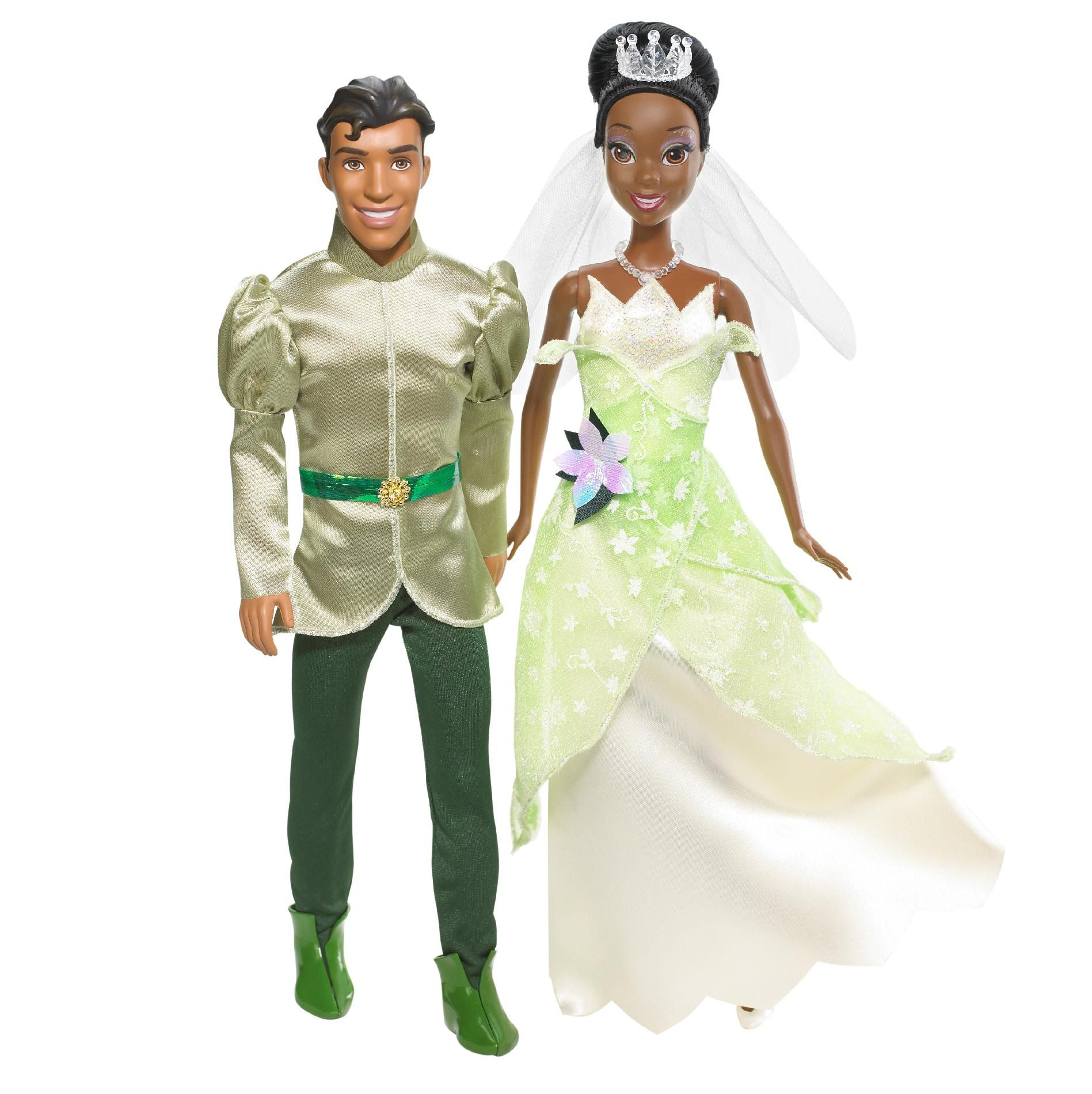 Disney Princess & Prince TIANA & NAVEEN (KMART EXCLUSIVE)                                                                        at mygofer.com
