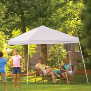 Shelter Logic 10x10 Pop-up Canopy White Cover at Sears.com