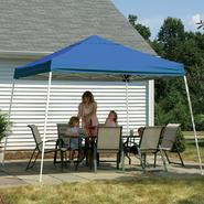 Shelter Logic 12x12 Pop-up Canopy Blue Cover at Kmart.com