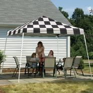 Shelter Logic 12x12 Pop-up Canopy Checkered Flag Cover at Kmart.com