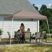 Shelter Logic 12x12 Pop-up Canopy Desert Bronze Cover at Kmart.com