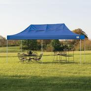 Shelter Logic 10x20 Truss Pro Pop-up Canopy Blue Cover at Sears.com