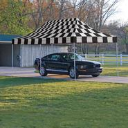 Shelter Logic 10x20 Truss Pro Pop-up Canopy Checkered Flag Cover at Sears.com