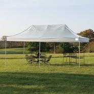 Shelter Logic 10x20 Truss Pro Pop-up Canopy White Cover at Sears.com