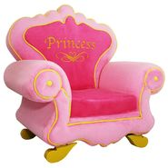 Magical Harmony Kids Royal Princess Chair at Sears.com