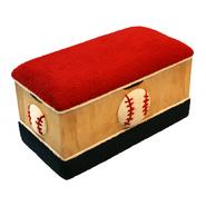 Magical Harmony Kids Baseball Wooden Toybox at Kmart.com