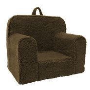 Magical Harmony Kids Everywhere Foam Chair Sherpa Chocolate at Kmart.com