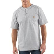 Carhartt Men's Big & Tall Short Sleeve Workwear Henley at Sears.com