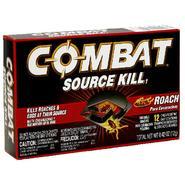Combat Source Kill 1 Small Roach Bait Stations 0.42 OZ BOX at Kmart.com