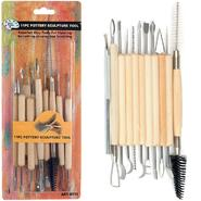 Trademark Tools 11 Piece Pottery and Sculpture Tool Set at Kmart.com