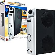 3 in 1 Webcam Desktop Speaker -  Great for Skype at Kmart.com