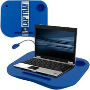 Laptop Buddy Blue Desk w/ Removable Light & Cup Holder at Kmart.com