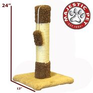 "Majestic Pet 24"" Kitty Cat Scratch Post at Kmart.com"