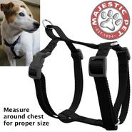 Majestic Pet 28in - 36in Harness Black, Xlrg 100-200 lbs Dog at Kmart.com