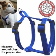 Majestic Pet 20in - 28in Harness Blue,  Lrg 40 - 120 lbs dog at Kmart.com