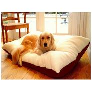 Majestic Pet Medium 30x40 Rectangle Pet Bed - Burgundy at Kmart.com