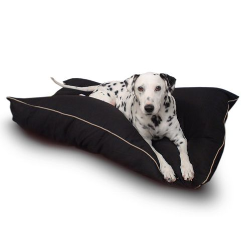 Majestic Pet Medium 28x35 Super Value Pet Bed - Black