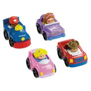 Fisher-Price Wheelies All About Trucks at Sears.com