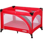 Mia Moda Playgio Play Yard In Red at Sears.com