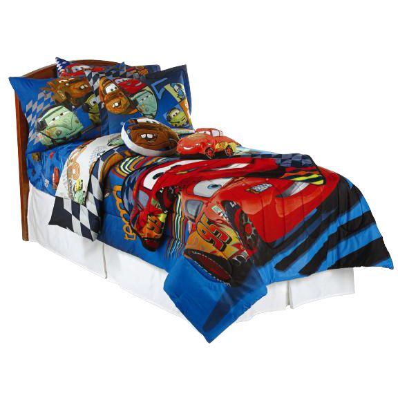 Disney PIXAR Cars Cars 2 Grand Prix Pillowcase