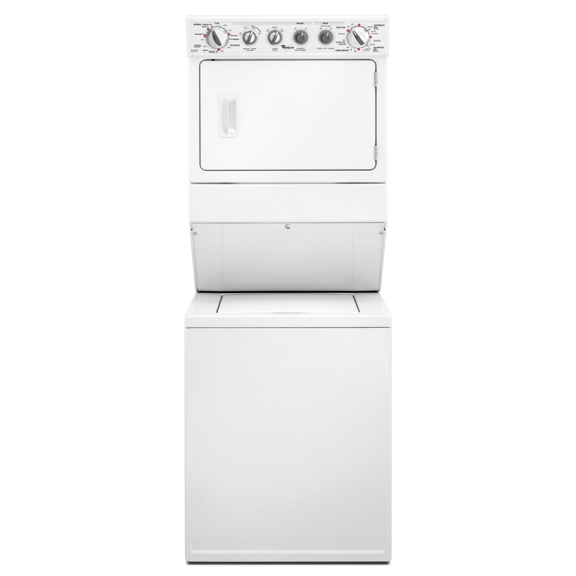 Whirlpool  27'' Laundry Center w/ Gas Dryer