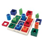 Melissa & Doug Shape Sequence Sorting Set at Kmart.com