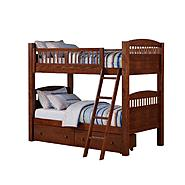 Dorel Bunk Bed Walnut at Sears.com